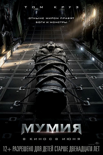 актриса фильм мумия